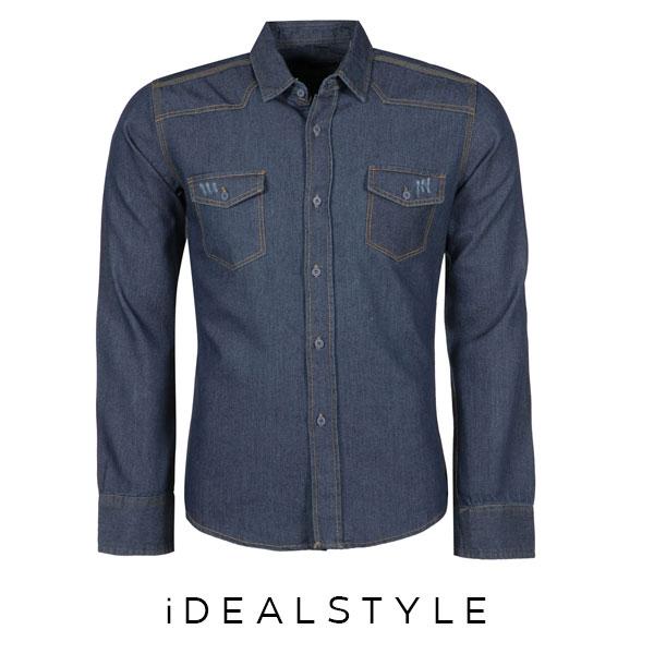 پیراهن مردانه اندامی مدل 01-1600