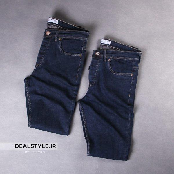 شلوار جین جذب مردانه کد 1894-1203